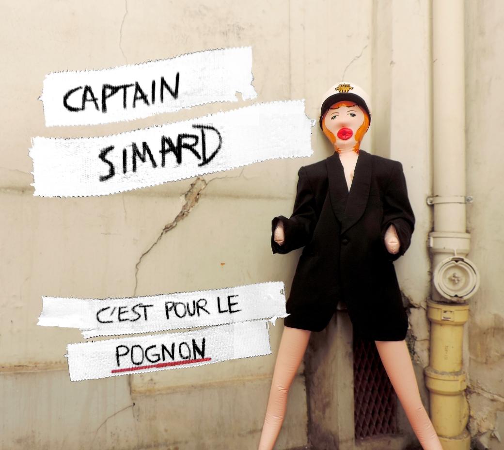 Captain Simard | C'est pour le pognon !